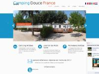 Camping Antibes Douce France: Location de Mobil Home