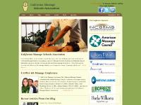California Massage Schools Association - CAMSA
