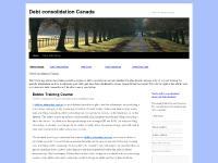 Debt consolidation Canada | Debt Consolidation Canada