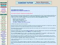 Alternative Cancer Treatments (The Cancer Tutor Website)