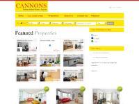 cannonsestateagents.co.uk