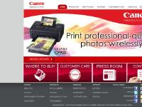 canon.com.ph PRODUCTS, D