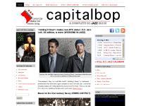 CapitalBop   DC jazz clubs, calendar, blog