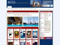 Theatre breaks in London - luxury hotels uk, concert london breaks