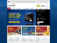 capitalone.co.uk Credit Card Online, Capital One, UK Credit