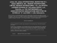 capshunting - adidas AG, adidas INTERNATIONAL MARKETING B.V., adidas AMERICA, INC., REEBOK INTERNATIONAL