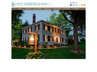 Kennebunkport Bed and Breakfast, Captain Fairfield Inn, Kennebunkport Maine