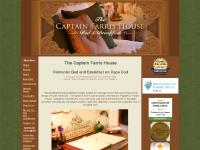 The Captain Farris House Romantic Bed and Breakfast Getaway on Cape Cod
