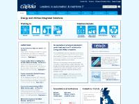 Automation Control & Real-time IT Solutions for the Energy & Utilities Industries | Capula