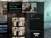Cara Dee's Boring Adventures
