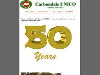 Carbondale UNICO Chapter, Carbondale, Pennsylvania