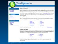 Card Game - Learn the Major Online Card Games