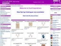 Card Inspirations Card Making Supplies, Scrapbooking, Card Making Ideas and Stitching Cards