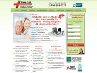 care1stmedical.com Test Meters, Medicare, Reorder Supplies