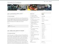 careerteampartners.com Automotive Air Conditioning, Articles, Automotive