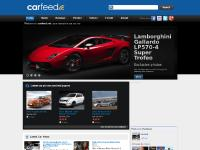 Welcome to carfeed.net - car news and videos