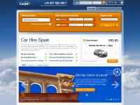car hire Spain, CarJet.com, Spain car hire, car rental Malaga, car hire Alicante
