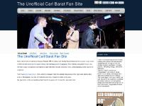 Carl Barat – Official site - The Official Carl Barat Website for news, information and music from Carl Barat
