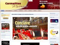 Bienvenid@s a la página de las Carmelitas Misioneras