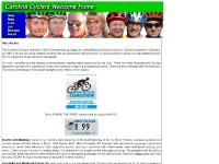 carolinacyclers.org Rides, Calorie Calculator