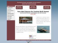 Carolina Dock - Servicing Lake Keowee, Lake Hartwell, and Lake Jocassee in Upstate South Carolina and Georgia