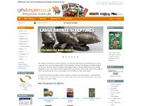 Gifts for Anglers, Angling Books, DVDs and fishing gifts