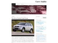 Carro Análise   Nosso mercado automotivo em análise