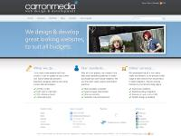 Carron Media - Web Design & Development - Buckinghamshire - UK