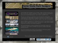 Carve Skate Park Designs Home