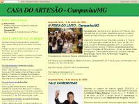 CASA DO ARTESÃO - Campanha/MG