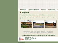 casagrande.ind.br madeira comercio atacadista