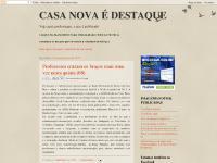 CASA NOVA É DESTAQUE