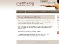 cascadeorthotics.com orthotic, treatment, injury