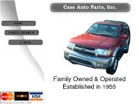 Case Auto Parts, Inc.
