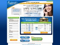 CashCall Mortgage - Providers of Low Cost 30 Year Fixed Home Loans