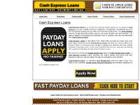 Loan Requirements, Cash Express Loans, Cash Express Loans, cash advance