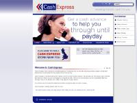 Cash Express - Welcome to Cash Express