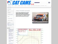 catcams.co.uk Catcams Range of Fast Road, Rally and Race Camshafts