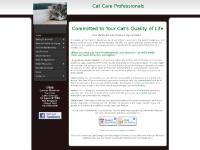catcareprofessionals.com cat clinic, vet cats, cat veterinarian
