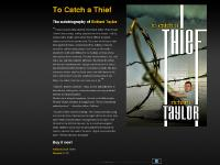catchathief.co.uk catch thief theif Richard Taylor Pastor bbc tv book evangelist author presenter