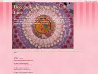 catialinsfestas.blogspot.com 11:54, 0 comentários, Decorando as mesas de aniversário!