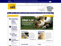 cats.org.uk Cats, cat, kitten