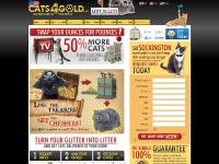 Cats4Gold - Swap your shabby tat for a tabby cat at Cats for Gold