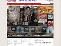 Shop Cowboy Boots & Western Wear | Free Shipping $50 + | Cavender's Boot City