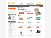 cavoca.com.br Cavoca, eCommerce, E-commerce