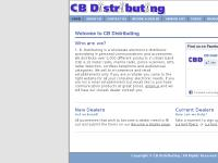 CB Distributing -- Wholesale distributor of wireless communications and other electronics