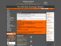CAD Block Exchange Network - Free Online AutoCAD Block Library-