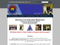 CHI BUDO KWON MARTIAL ARTS, Inc. - Home