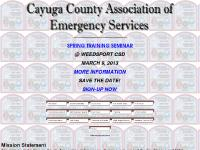 Cayuga County Association of Emergency Services - MERRY CHRISTMAS AND HAPPY NEW YEAR!!!