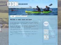 ccak.co.uk Canoe and Kayak Rental, Kayak and Canoe Hire, Kayak and Canoe equipment